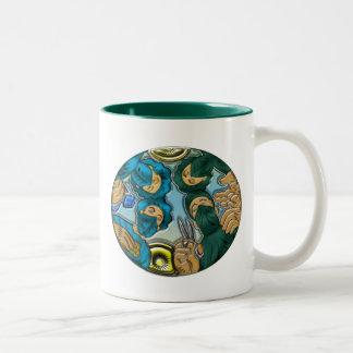 Operation or Surgery Two-Tone Coffee Mug
