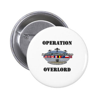 Operation Overlord 1944 Button