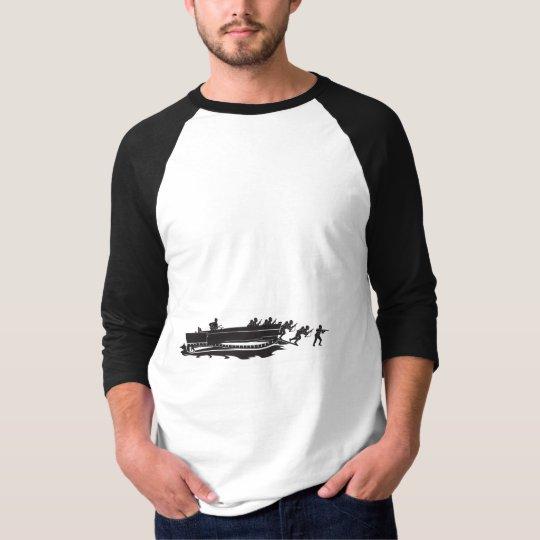 Operation Overlord (Raglan) T-Shirt