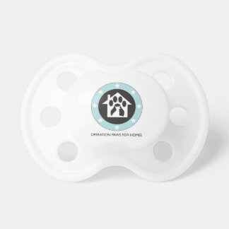 Operation Paws for Homes Dog Rescue - Pacifer Pacifier