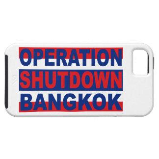 Operation shutdown Bangkok iPhone SE/5/5s Case