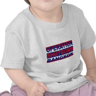 Operation shutdown Bangkok Shirt