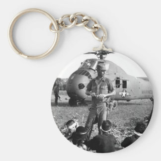Operation Starlight, a U.S. Marine Corps search an Keychain