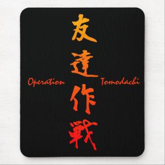 Operation Tomodachi Mouse Pad