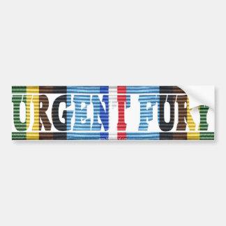 Operation Urgent Fury Grenada Vet AFEM Sticker