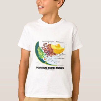 Operational Innards Revealed (Cell Biology) T-Shirt