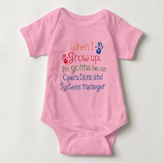 Operations and Systems Manager (Future) Child T-shirt