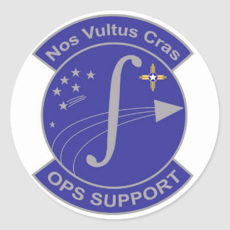 Operations Support Squadron sticker