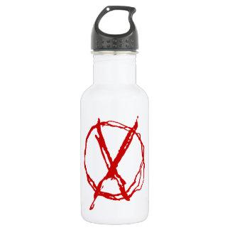 Operator Symbol Water Bottle