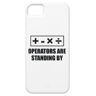 Operators Are Standing By iPhone 5 Covers