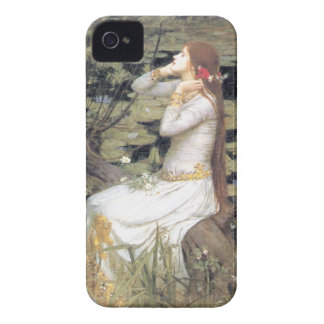 Ophelia - 1894 iPhone 4 Case-Mate cases