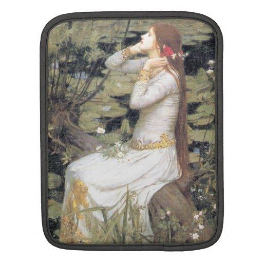 Ophelia - 1894 iPad sleeve