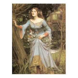 Ophelia (1905) postcards