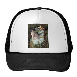 Ophelia - Abyssinian (blue 21) Hats