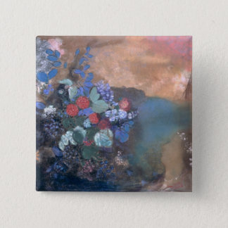 Ophelia among the Flowers, c.1905-8 Button