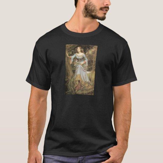 Ophelia Black T-Shirt