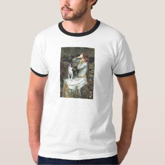 Ophelia &- Boston Terrier T-Shirt