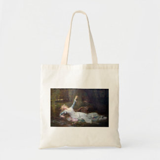 Ophelia by Cabanel, Tote Bag