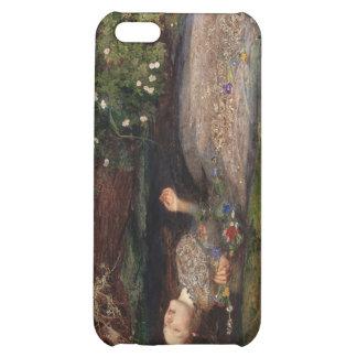 Ophelia by John Everett Millais iPhone 5C Covers