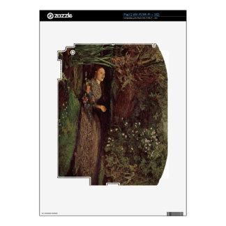 Ophelia by John Everett Millais Skin For iPad 2