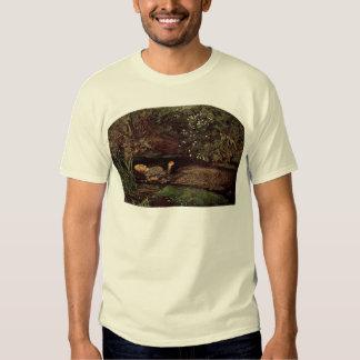 Ophelia By Millais, John Everett (Best Quality) Tee Shirts