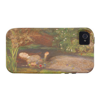 Ophelia by Millais Vintage Victorian Preraphaelite iPhone 4/4S Cover