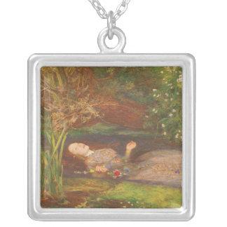 Ophelia by Millais Vintage Victorian Preraphaelite Jewelry