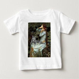 Ophelia - Grey cat Baby T-Shirt