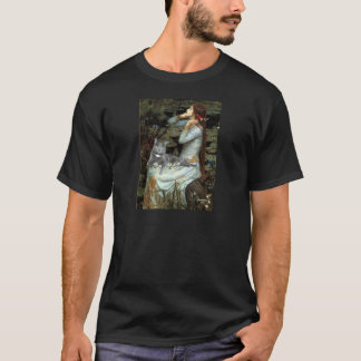 Ophelia - Grey cat T-Shirt