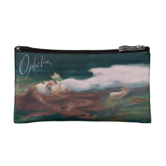 Ophelia Illustration Cosmetic Bag Small