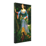 Ophelia ~ John William Waterhouse Stretched Canvas Prints