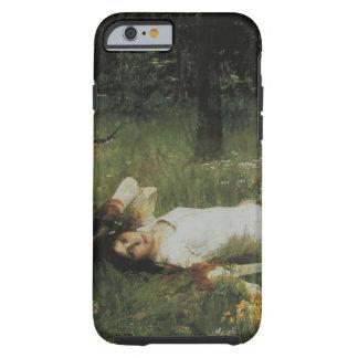 Ophelia [John William Waterhouse] Tough iPhone 6 Case