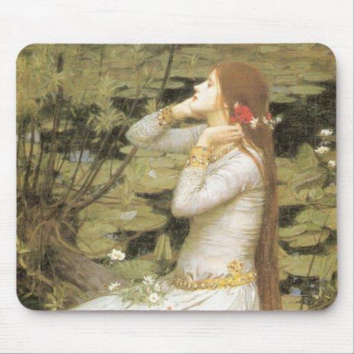 Ophelia Mouse Pad