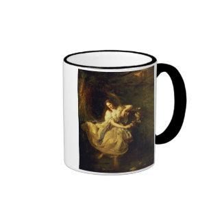 Ophelia Ringer Coffee Mug