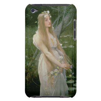 Ophelia (oil on canvas) barely there iPod case