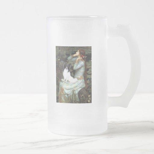Ophelia - Papillon 1 Coffee Mugs