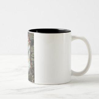 Ophelia - Pekingese 1b Two-Tone Coffee Mug
