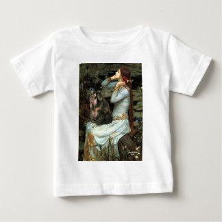 Ophelia - Persian Calico cat Baby T-Shirt