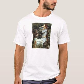Ophelia - Persian Calico cat T-Shirt