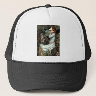 Ophelia - Persian Calico cat Trucker Hat
