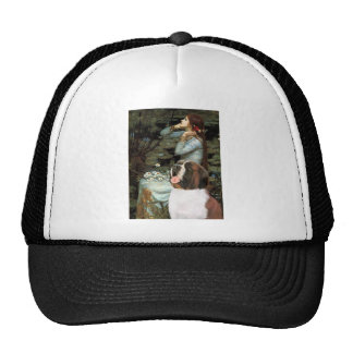 Ophelia - Saint Bernard Trucker Hat