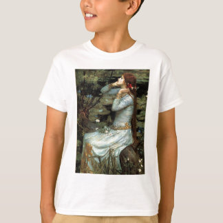 Ophelia seated - add your pet T-Shirt
