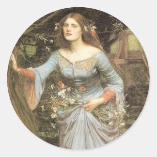 Ophelia Stickers