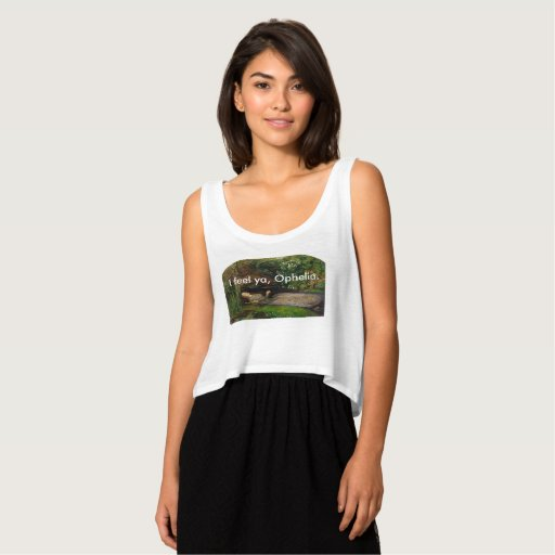 Ophelia Tank Top Tank Tops, Tanktops Shirts