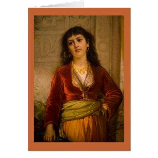 Ophelia the Unwelcome Companion Card