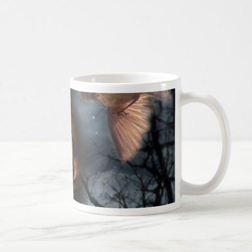 OPHELIA'S REFUGE CLASSIC WHITE COFFEE MUG