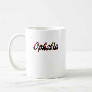 Ophelia's tea mug