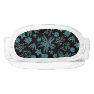 Ophiodea black turquoises visor