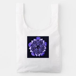 Ophiodeau Purple Reusable Bag