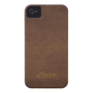 OPHIR Leather-look Customised Phone Case